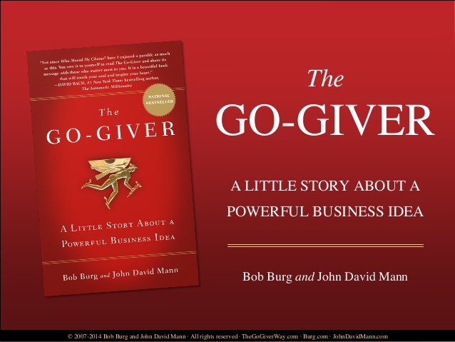 The Go-Giver